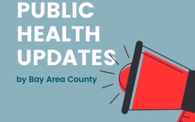 Bay Area Public Health Updates by County