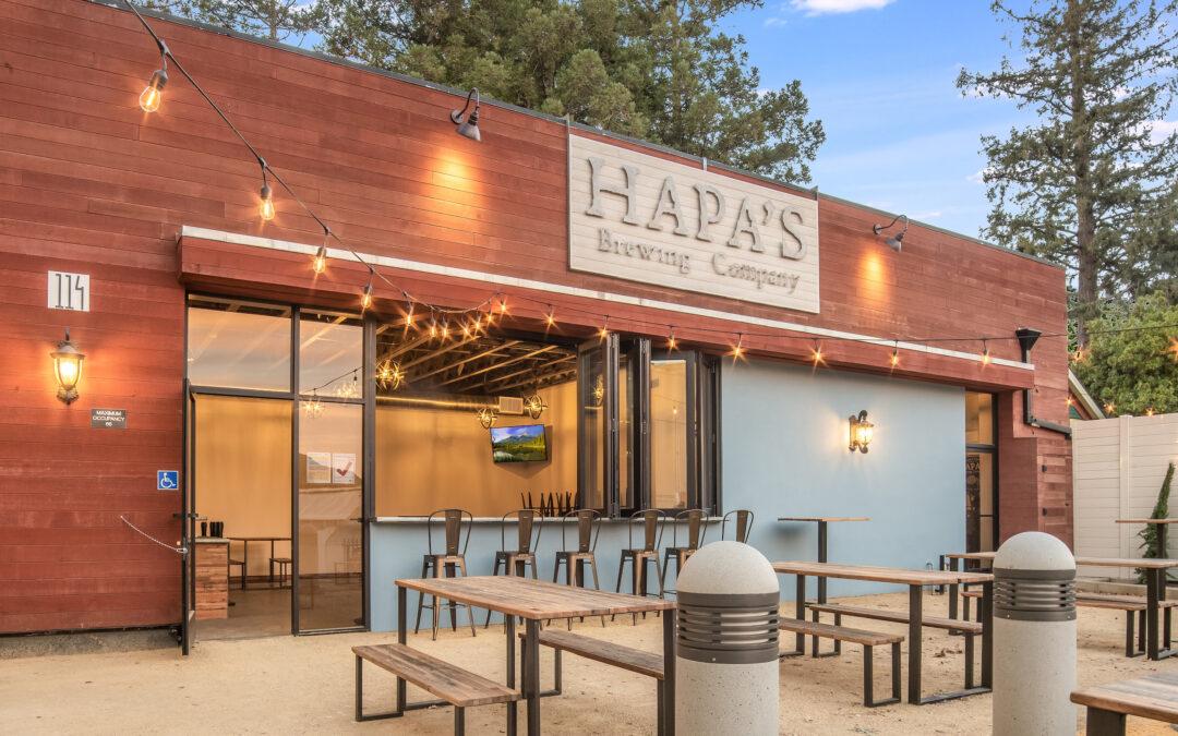 Hapa's Brewing Company – Los Gatos Tap Room